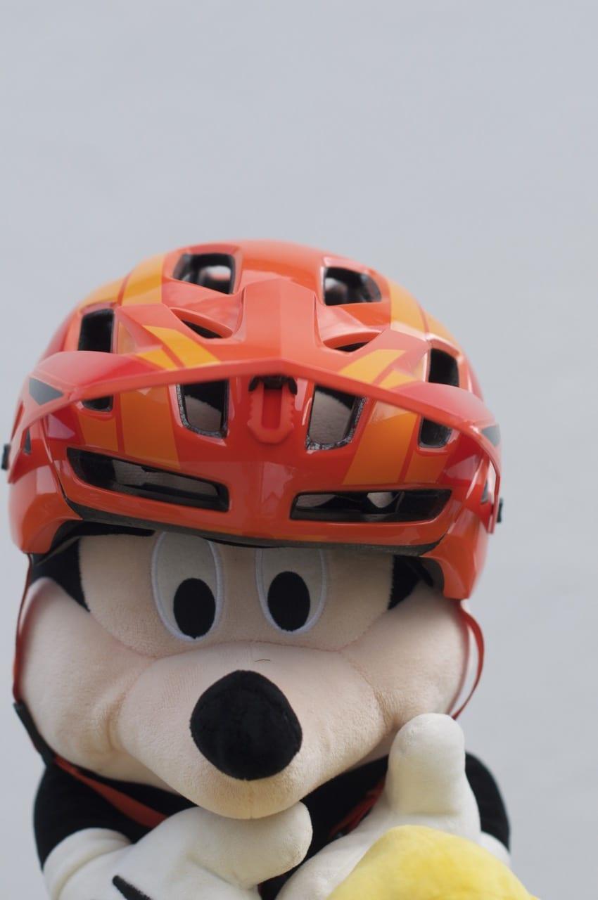GAP: Specializeds hjelmer har hatt den velkjente kjeften i front i mange år nå. Den