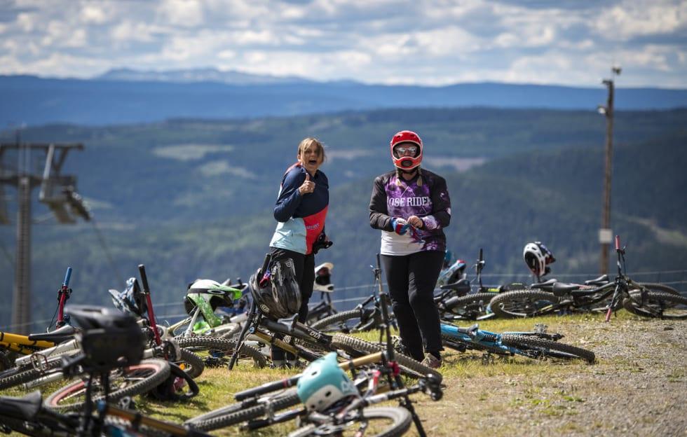 Girls Hafjell Opener 2018 - Gisle Johnsen 1400x892