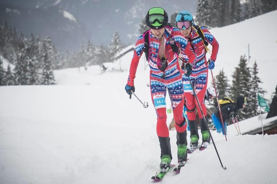 Lars Erik og Vegard kjempa seg inn til 6.plass på lagkonkurransen!