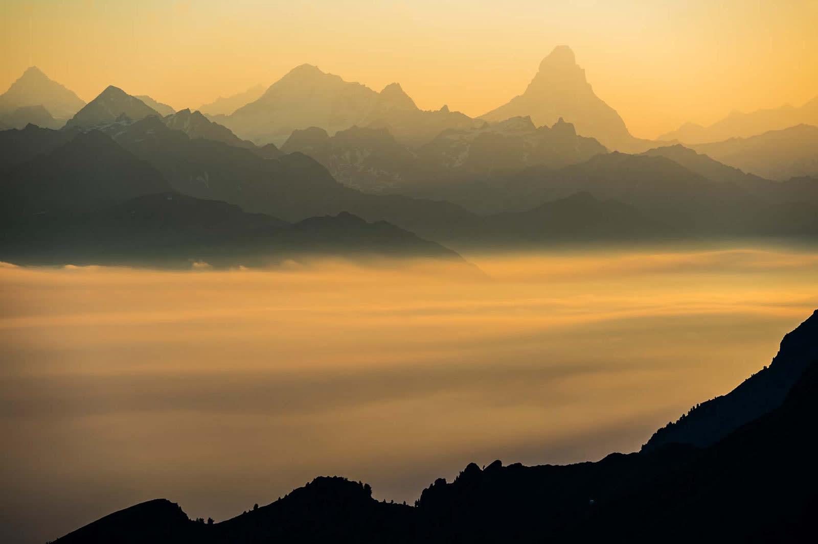 FJELL ER FJELL: ... eller er det? Alpene er noe helt for seg selv, og Aosta er en av de beste destinasjonene å besøke.
