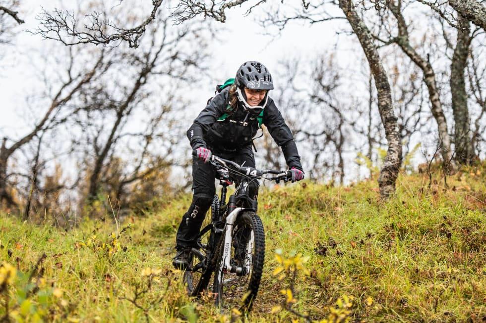Vanja Bråten - Harstad enduro 2018 - Hans Magnus Einen Larsen 1400x933