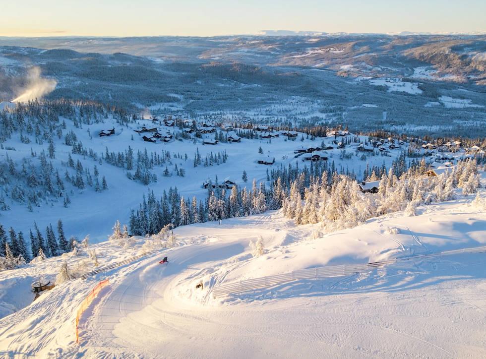 20210106 Nesfjellet Alpin