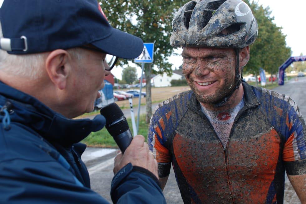 Emil Hasund-Eid vant Norgescupfinalen i Stomperudrittet i år som i fjor. Foto: Jon Wiik