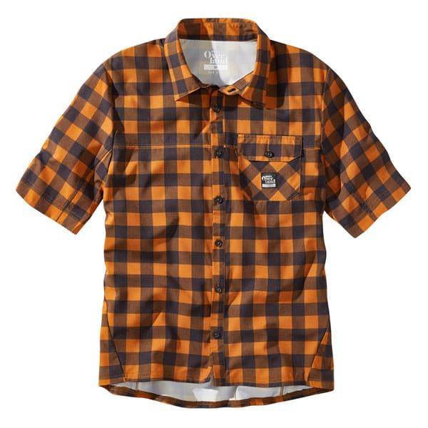Morvélo sykkeltømmerhuggerskjorte