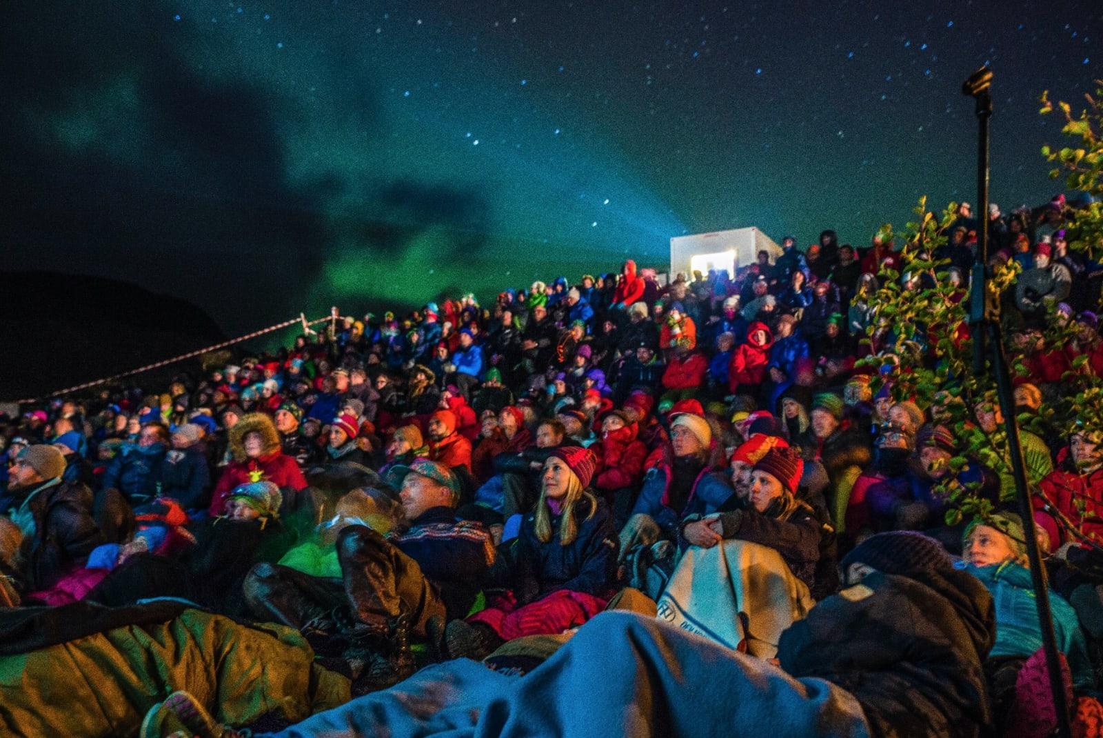 Foto: Fjellfilmfestivalen
