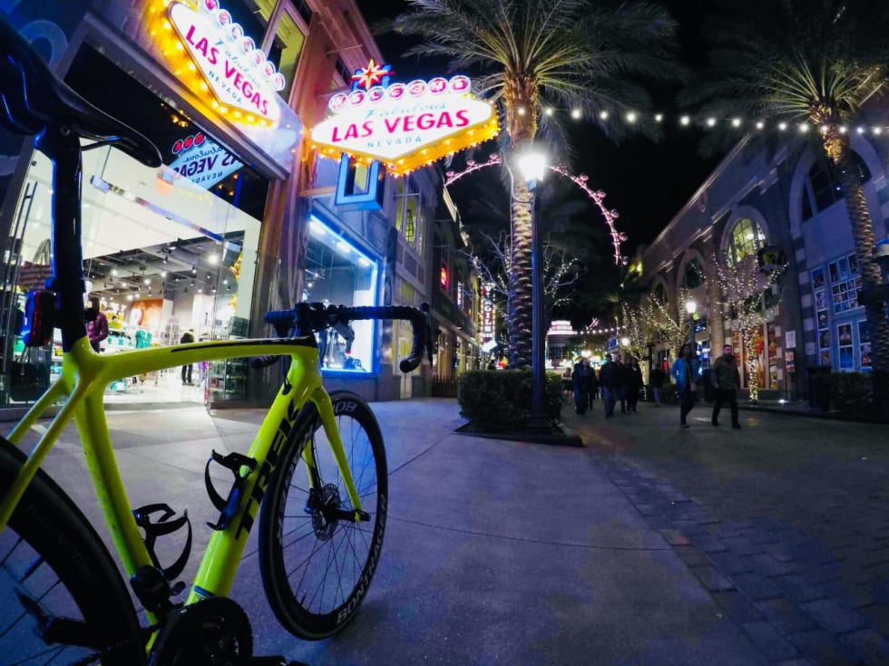 Jonas Orset Las Vegas