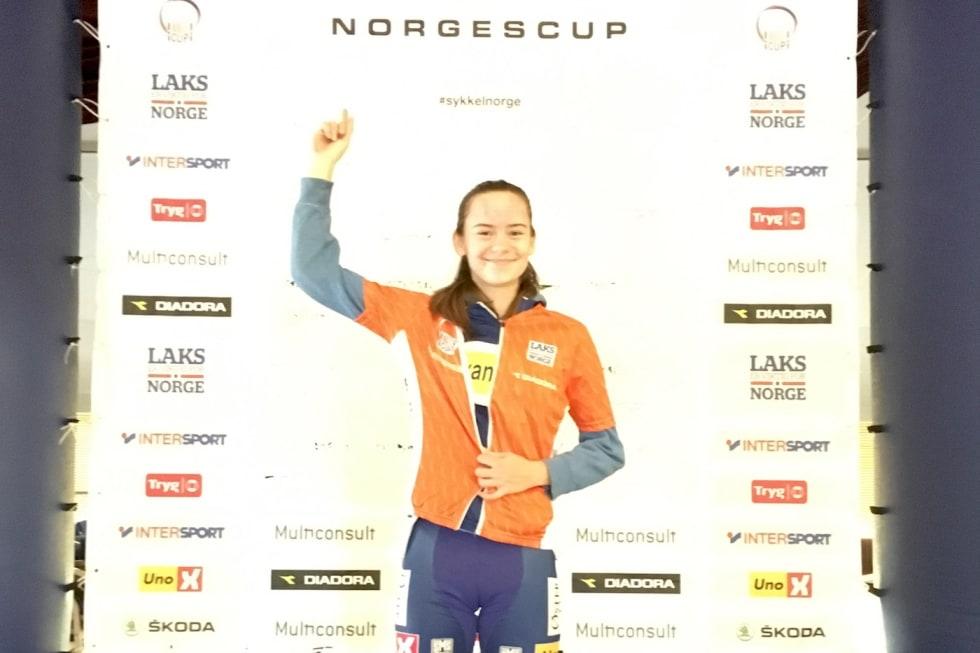 Mari Hole Mohr - NC5 Tønsberg - NCF 1400x933