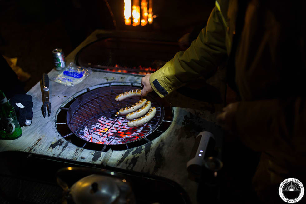 28 Festivalen hjemmelagde grill