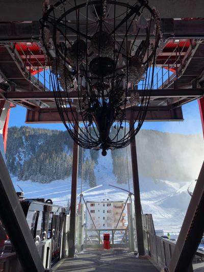 Jakobshorn er en klassiker i Davos, med ellevilt cruiserterreng.