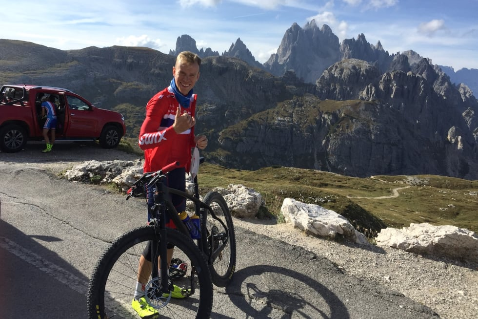 Ole Hem VM Maraton 2018 - Eddy Knudsen Storsæter 1400x933