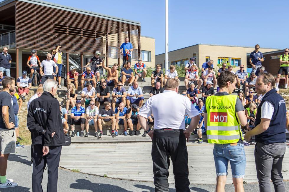 Lagledermøte - Pål Westgaard 1400x933