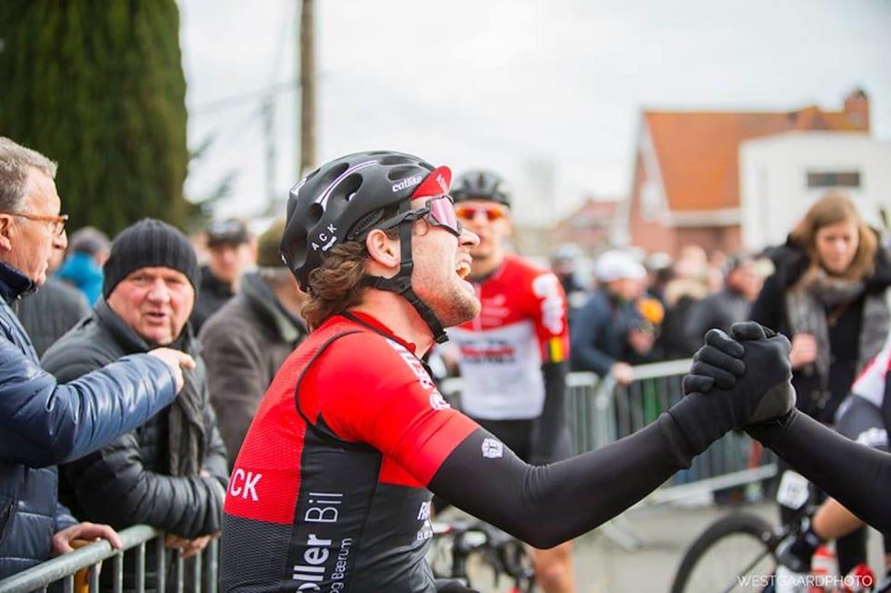 Kristoffer Ylven Westgaard - 4th in Belgia 2018 - Pål Westgaard 1400x933