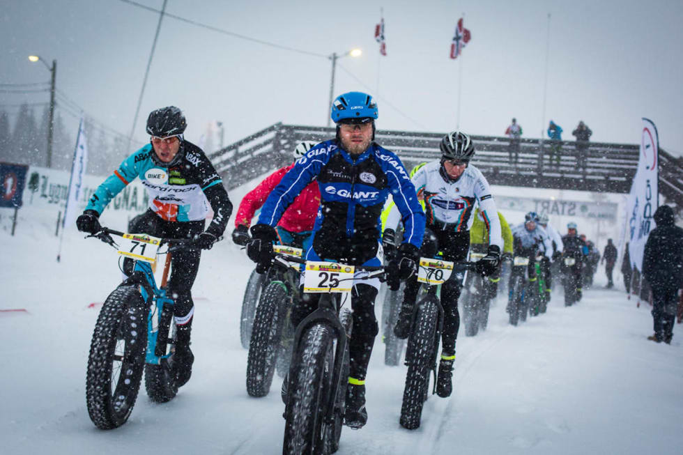 Fatbike NM 2015 start - Snorre Veggan 1400x933
