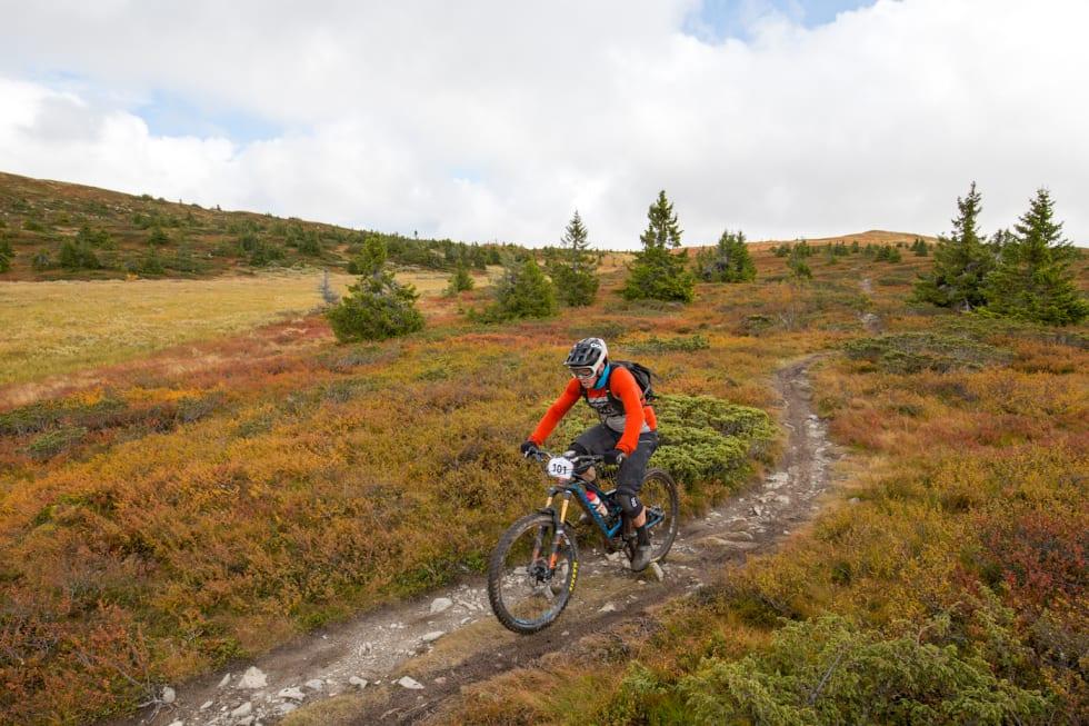 Espen Johnsen - Hafjell Enduro 2017 - Sylvain Cavatz 1400x933