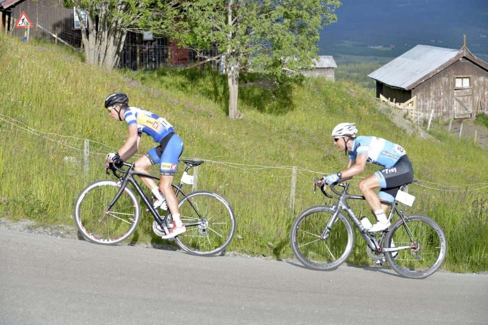 Jonas Ellingsen - Oddbjørn Klomset Andersen - Stage 4 Børge Jensen 1400x933