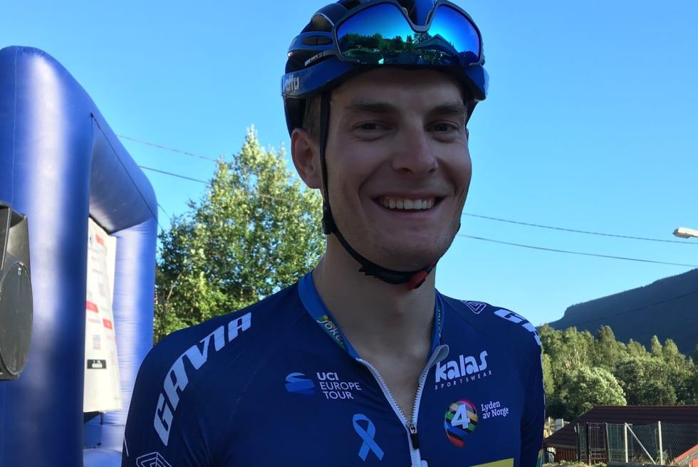 Markus Hoelgaard - Tempo Tour de Hallingdal 2018 - Scheve 1400x933