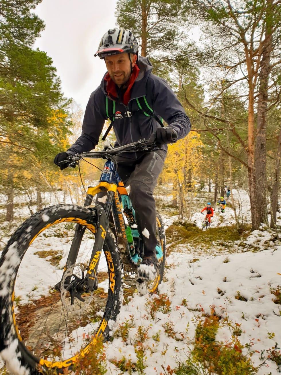 Snow and mud - Ludvig Yttergren 1200x1600