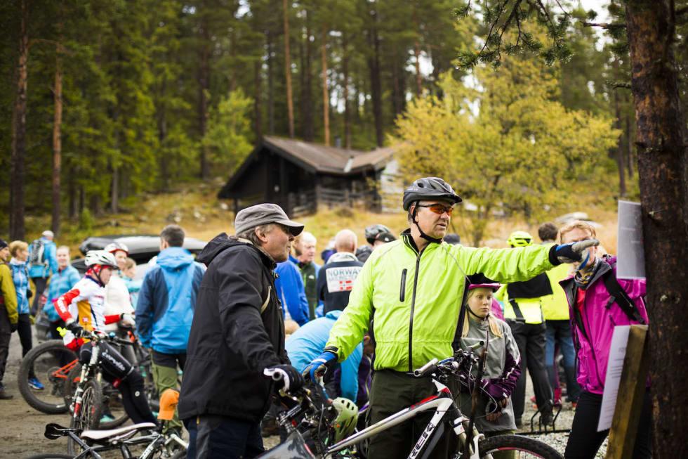 Rebusløp Åpningsfest - Snorre Veggan