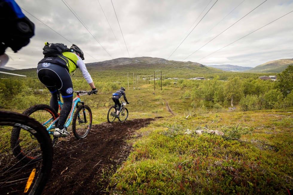 Skaidi er ikke bare for eliten Foto: Skaidi Xtreme & Ziggi:Reklamehuset Nord 1400x924