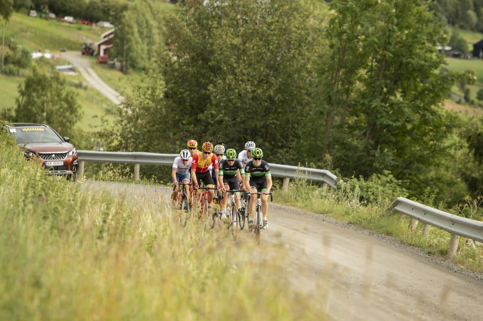 Tour de Hallingdal Stage 2 Sr Men - Pål Westgaard 1400x933