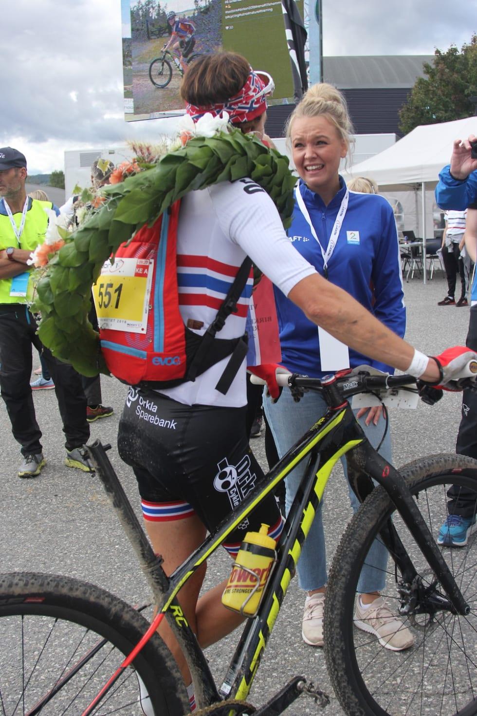 Borghild Løvset no seat Birken 2018 - Scheve 1000x1550