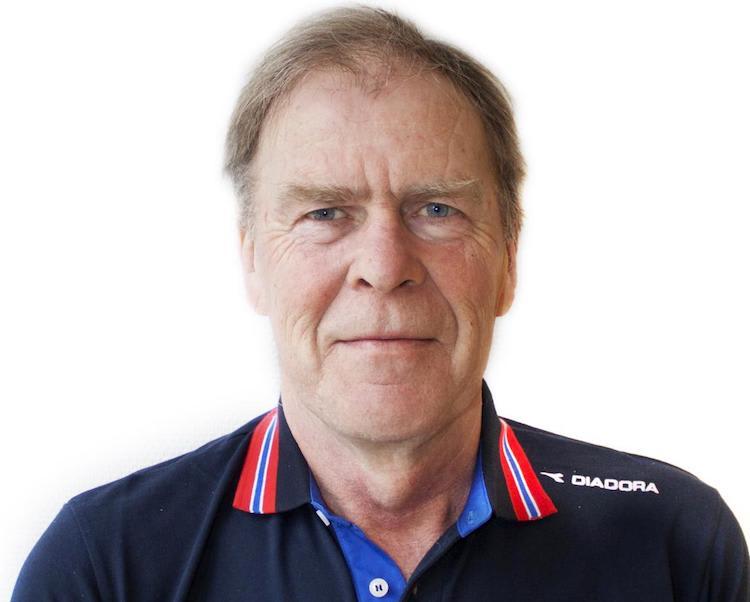 Heikki Dahle. Foto: NCF