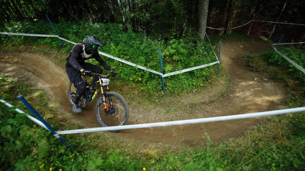 Sverre Storli. Foto: Jon Borgersen