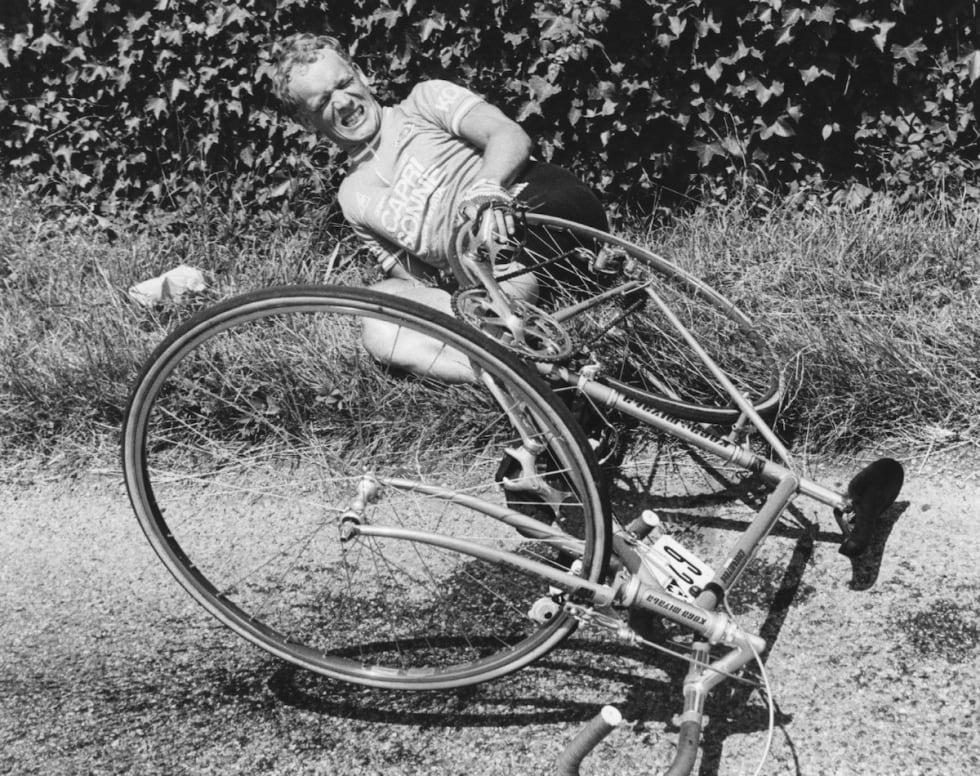 STANG UT: Jostein Wilmann på en bedre (!) dag enn LBL 1980. Foto: Cor Vos.