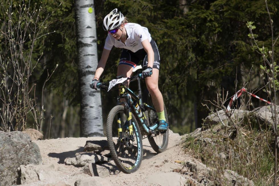 Marit Sveen - Rye UCI XCO May 6-17 - Bengt Ove Sannes 1400x933
