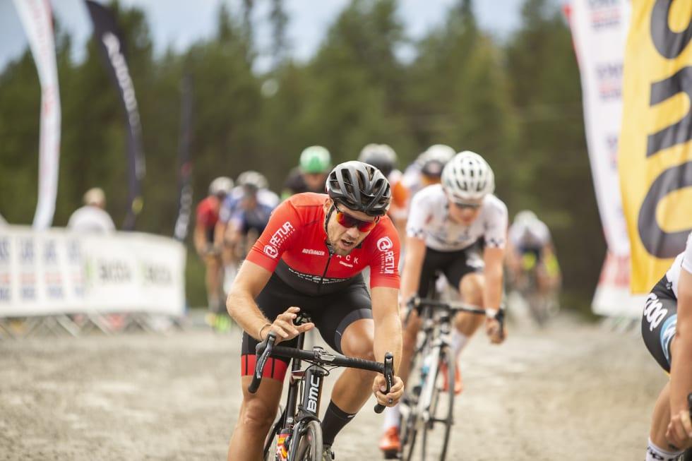 Kristoffer mountain top finish Sanderstølen - Pål Westgaard 1400x933