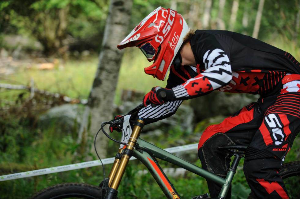 Wilmer Hsgeskog. Foto: Jon Borgersen