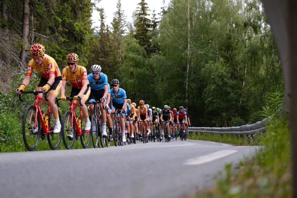 Uno-X tauer. Foto: Mikkel Skretteberg/sportfoto.no