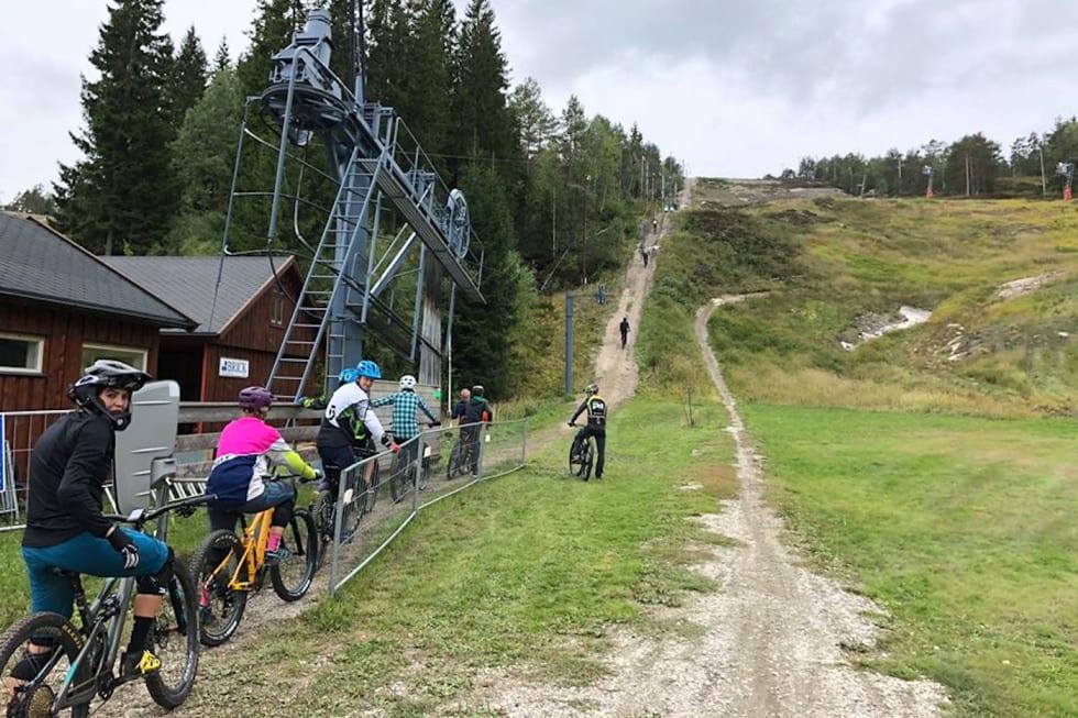 Camp Kjerringåsen 2018 lift - Petter Wilhelmsen 1400x933