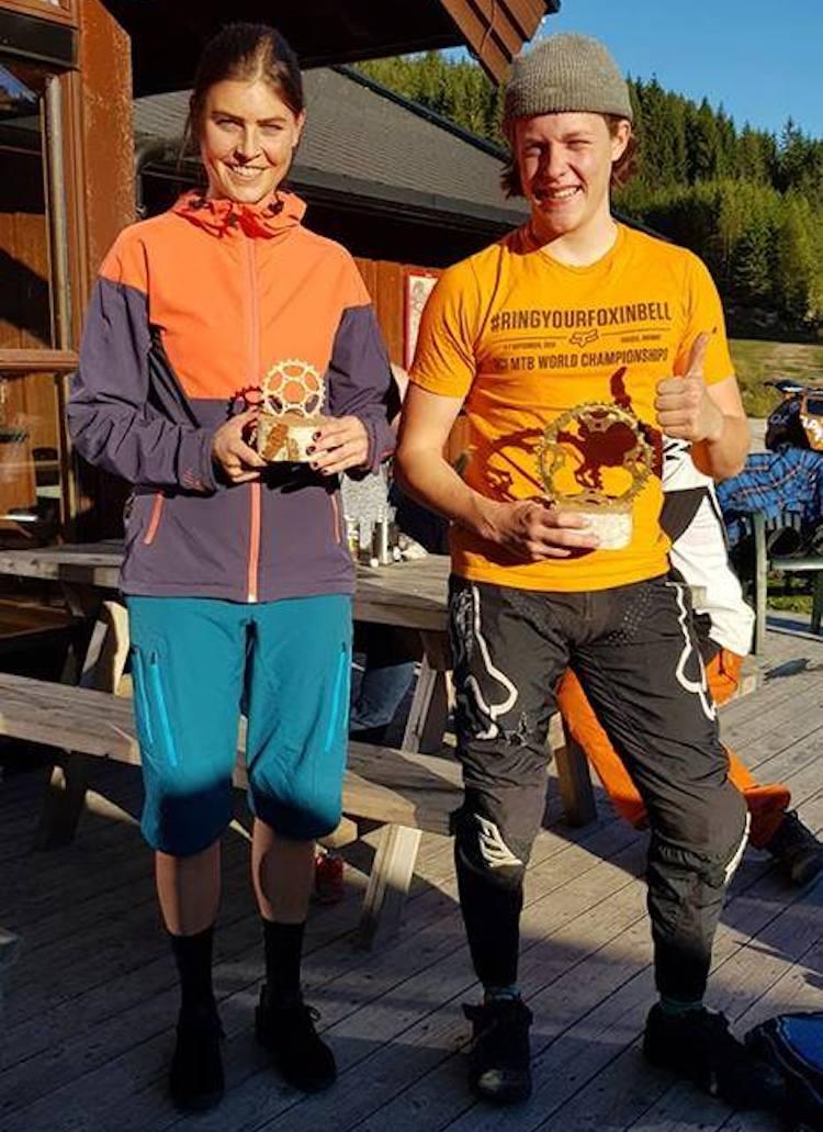Stine Torgersbråten  - Sindre Rustan - Camp Kjerringåsen 2018 - Petter Wilhelmsen 750x