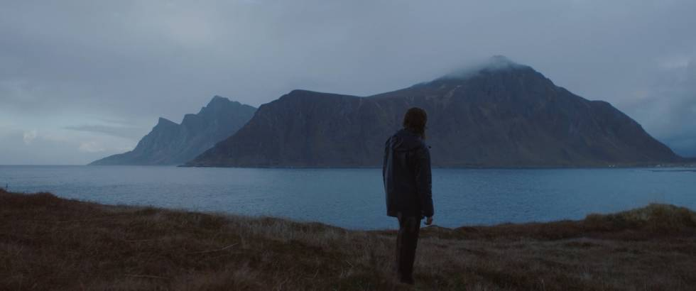 Det fins mange tanker og inspirasjon i Lofothavet. Foto: Fenomen Film