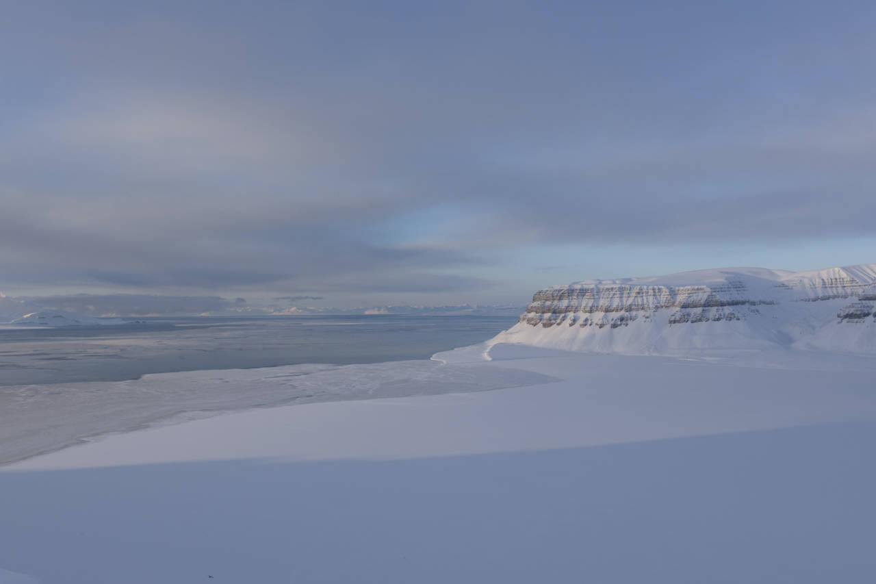 SVALBARD. Foto: Birger Amundsen