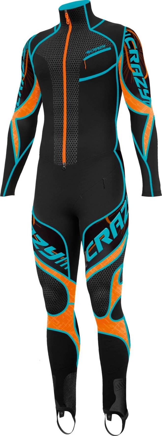 CRAZY IDEA Suit Race Top nrg