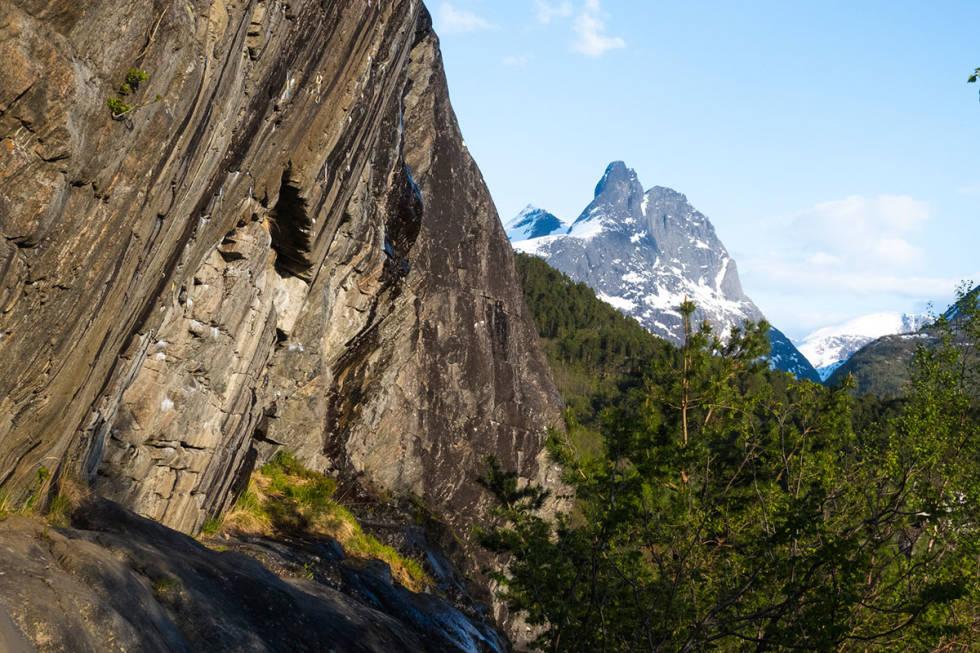 Romsdal klippeklatring