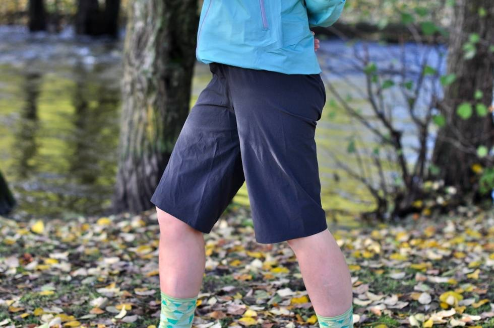 7Mesh Slab shorts