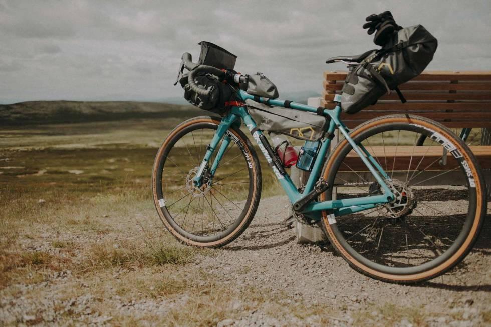 tips bikepacking