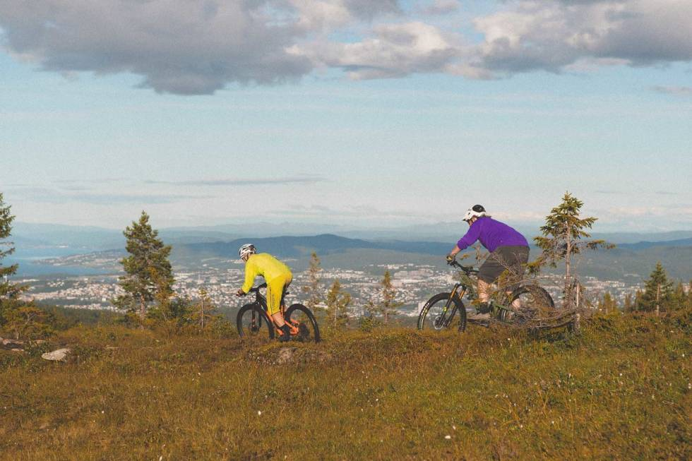 stisykling Trondheim