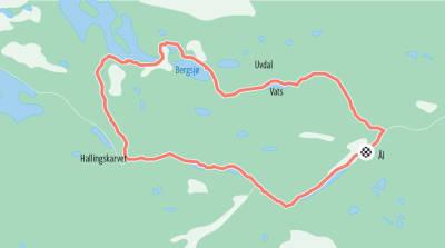 Ål-Sykkel-Kart
