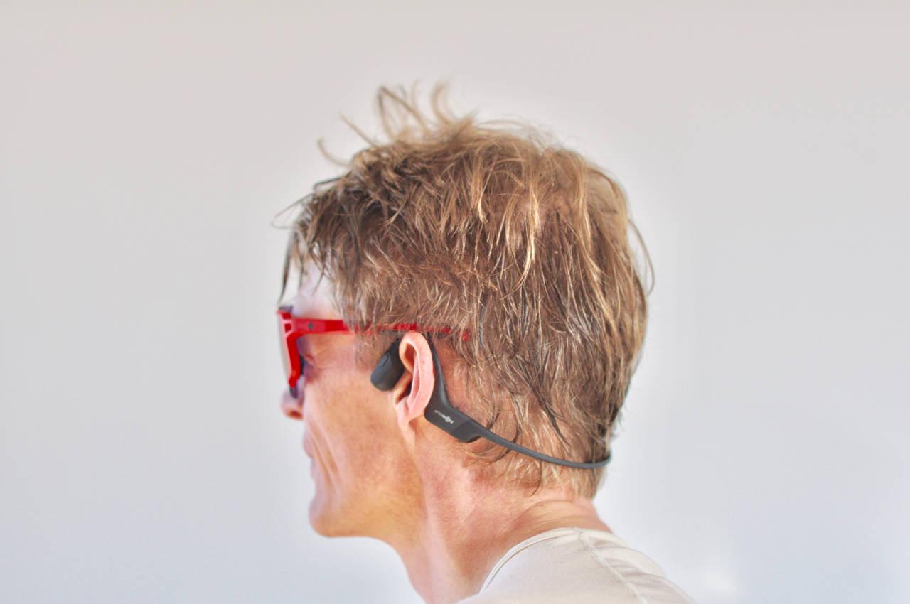 Aftershokz Aeropex øretelefoner