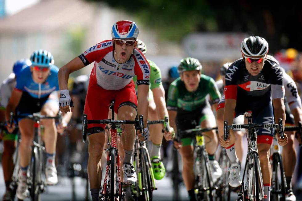 alexander kristoff, tour de france etappeseier