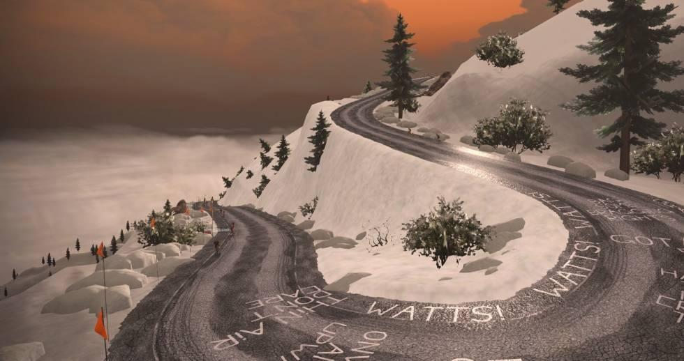 Alpe du Zwift NCF Vintercup 2021
