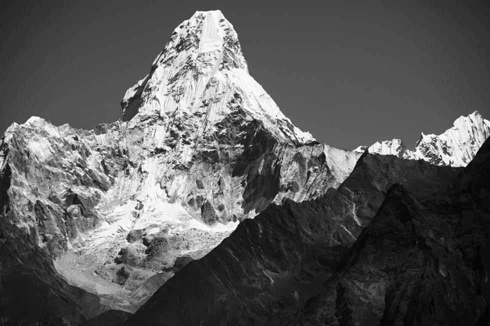 Ama Dablam Nepal foto Matti Bernitz