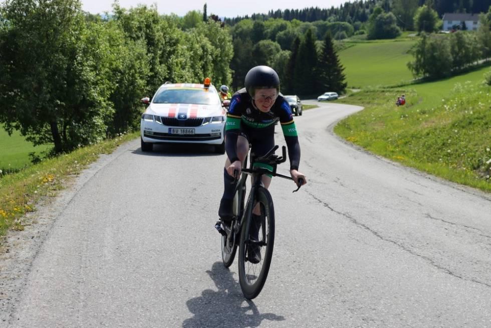 amalie christensen norgescup landevei tempo skatval