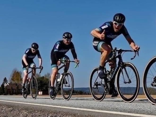 Anders Bernhoft Team Oslo