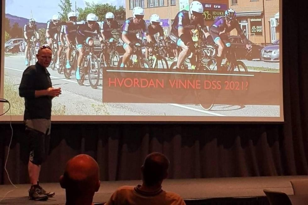 Styrkeprøven Heinemann Team Oslo