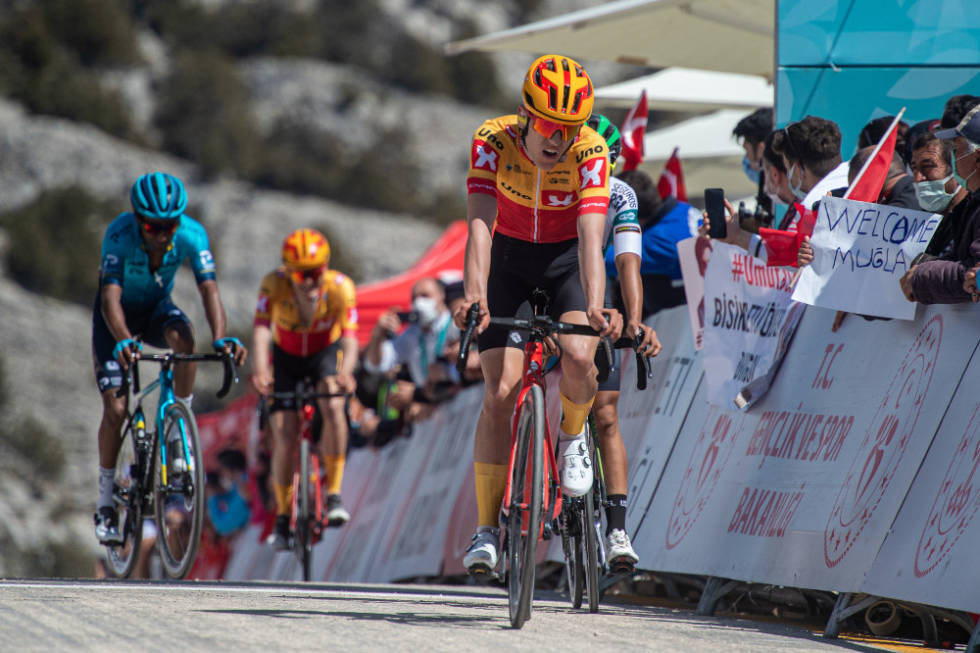 anders johannessen tour of turkey uno-x pro cycling